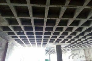 انواع سقف سقف وافل