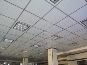 انواع سقف سقف کاذب